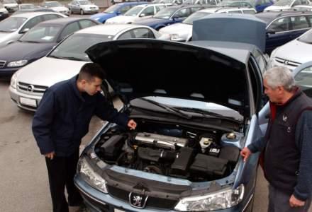 ANAF scoate la vânzare câteva modele de mașini vechi în noiembrie