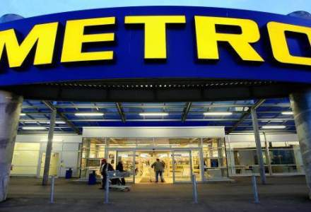 Metro vrea să vândă o parte din magazinele din România