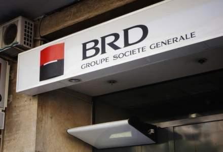 BRD raportează un profit net în scădere cu 43% în primele 9 luni din 2020