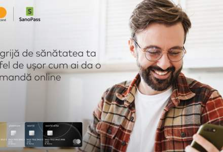 Mastercard încheie un parteneriat cu SanoPass pentru a oferi posesorilor de carduri cash-back și alte beneficii