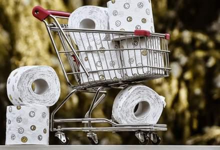 Coronavirus | Nemții s-au grăbit să cumpere hârtie igienică, paste şi dezinfectanţi
