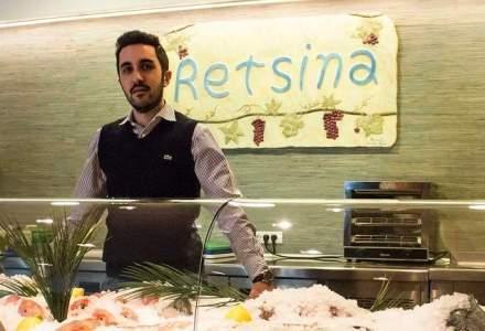 Osho Fish s-a transformat in restaurant cu specific mediteraneean, in urma unei investitii de 180.000 de euro