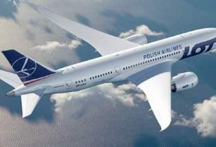 LOT Polish Airlines creste numarul de zboruri spre Romania. Pe ce mizeaza polonezii