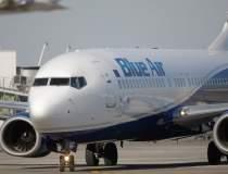 Blue Air transferă zborurile...