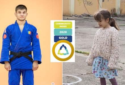 (P) Două campanii JYSK obțin distincția GOLD în Community Index