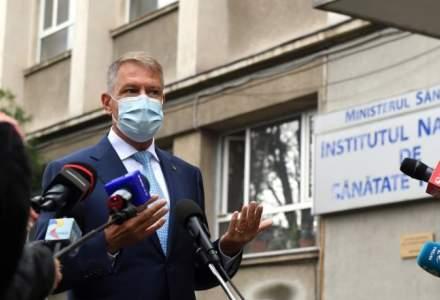 Klaus Iohannis: Măsurile luate ne permit să avem alegeri, campanie, dar și o viață normală
