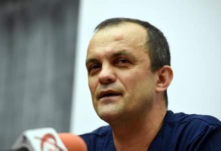 Dr. Cătălin Cîrstoveanu, medic neonatolog: Dacă Ministerul Sănătății se gândește doar la COVID, ne va aduce în paragină