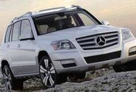 Mercedes-Benz a vandut in Romania cu 63% mai putine autovehicule in primele trei luni