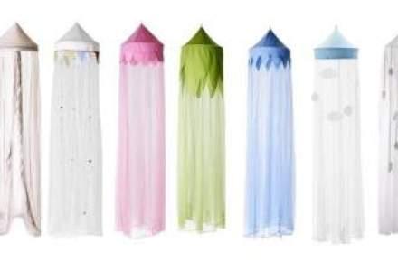 IKEA retrage de pe piata baldachinele destinate paturilor pentru copii