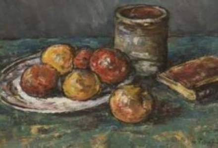 O lucrare de Petrascu, estimata la 35.000 de euro, va fi scoasa la licitatie
