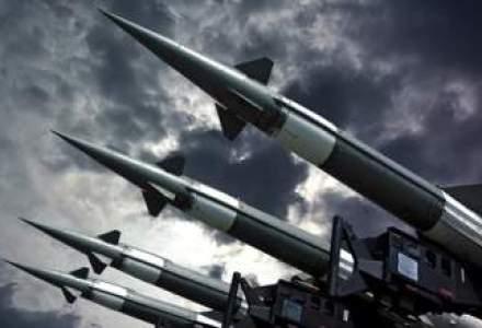 Un nou tir de rachete: Coreea de Nord face manevre in Marea Japoniei