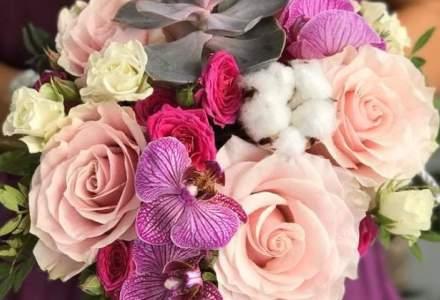 FlorideLux va avea reduceri de 30% la buchete și aranjamente florale de Black Friday