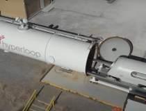VIDEO: Primul test hyperloop...