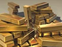 Aurul s-a ieftinit, iar...