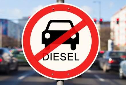 Cota de piață a mașinilor diesel a scăzut sub 30% în Europa în T3