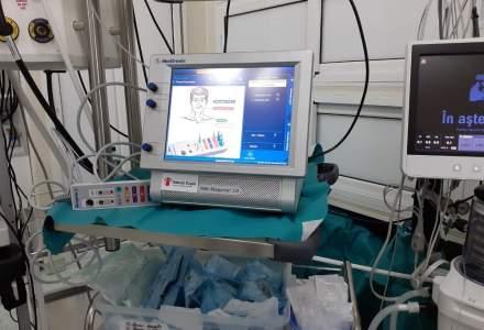 Spitalul Grigore Alexandrescu din București primește aparatură medicală performantă pentru programul de tratament al surdității la nou-născut și pentru Secția ATI