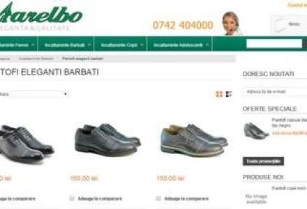 Marelbo a inceput sa vanda online. Pe ce mizeaza producatorul sucevean de pantofi?
