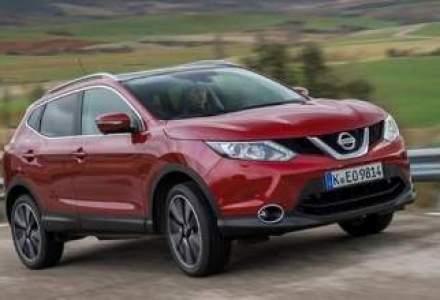 Nissan a anuntat preturile noului Qashqai pentru Romania