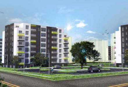 Efervescenta imobiliara in Brasov: 15 mil. euro pentru 500 de apartamente vizavi de mallul Coresi