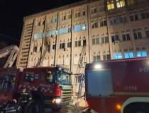 Incendiu Piatra Neamț: Celulă...