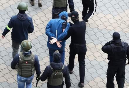 Noi proteste în Belarus împotriva lui Lukaşenko. Poliția a reținut sute de persoane