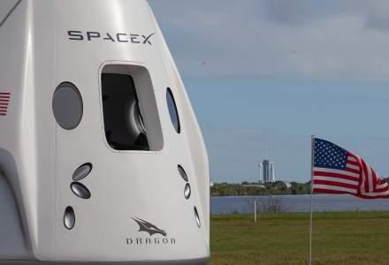 VIDEO   Încă o misiune istorică în spațiu: SpaceX trimite patru astronauţi pe Staţia Spaţială Internaţională