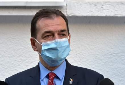 Ludovic Orban, despre medicul Cătălin Benciu, din Neamț care a suferit arsuri grave