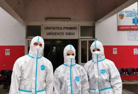 Spitalul Județean de Urgență Sibiu nu mai are suficient oxigen pentru pacienții infectați cu COVID-19