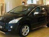 Peugeot a prezentat...