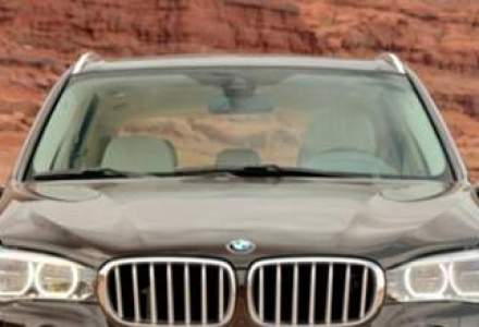 BMW ar putea lansa in trei ani un SUV mai mare decat X5