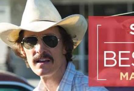 "Palaria purtata de Matthew McConaughey in ""Dallas Buyer's Club"", vanduta pentru 13.000 $"