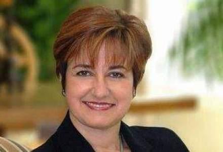 Una dintre cele mai puternice femei de afaceri din lume vine in Romania