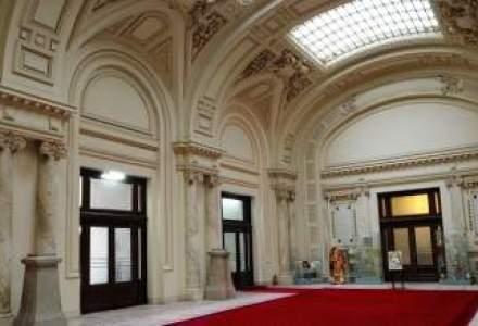 Palatul Patriarhiei va fi restaurat cu 15 mil. euro. Aedificia Carpati se ocupa de lucrari