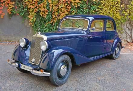 Mașina comisarului Moldovan, scoasă la licitație