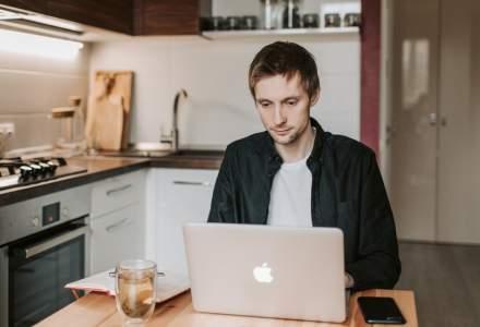 Aproape 75% dintre companii spun că productivitatea angajaților a rămas constantă sau a crescut, după implementarea muncii de acasă