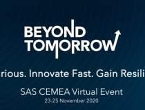 Eveniment SAS dedicat AI și...