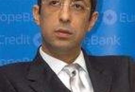 Credit Europe Bank are un nou presedinte