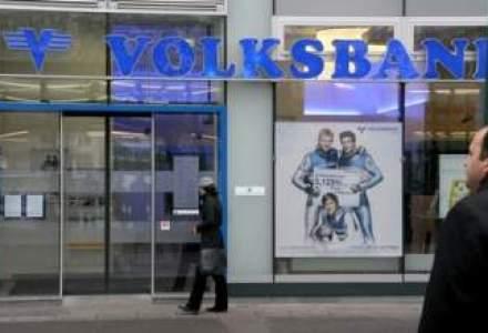 Volksbank Romania ar putea aduce pierderi de 62 mil. euro grupului in urma vanzarii