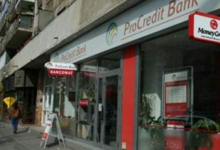 Procredit Bank vrea sa lanseze o emisiune de obligatiuni pe BVB