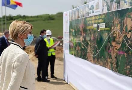 Lotul I al Autostrăzii Sebeș-Turda va fi dat în folosință la 1 decembrie