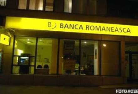 Banca Romaneasca aloca 50 mil. euro pentru finantarea IMM