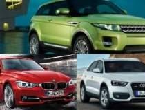 Afacerile din comertul auto...