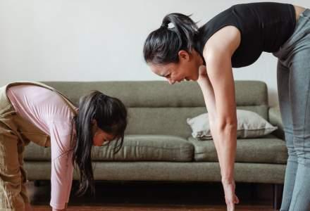 Studiu: Exercițiile fizice reduc riscul de spitalizare din cauza COVID-19