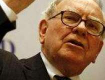 Compania lui Warren Buffett,...