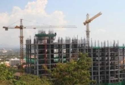 Lucrarile de constructii au scazut cu 12%. Ce domenii sunt pe plus