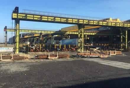 Combinatul siderurgic Donalam împrumută 5 mil. euro de la BERD