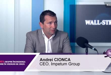 Andrei Cionca, Impetum Group: Suntem într-o criză de încredere, nu una financiară. Măsurile dure arată că antreprenorii s-au trezit la realitate! [VIDEO]