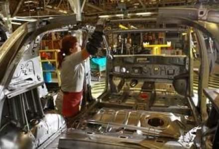 Renault vrea sa reduca productia unei fabrici din Franta cu 25%