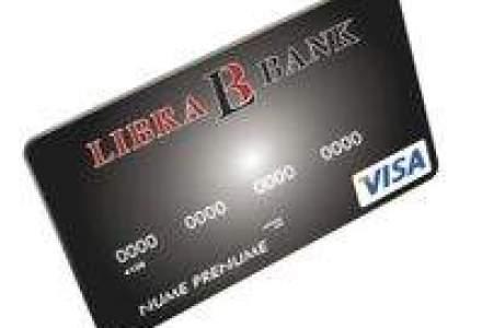 Libra Bank a lansat un card de debit in lei pentru persoane fizice