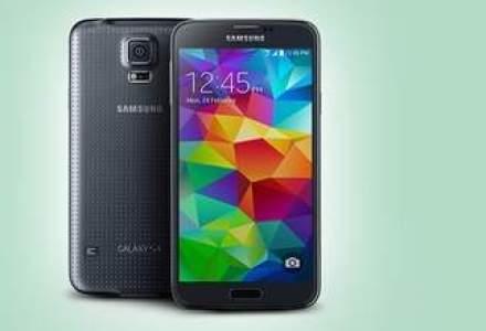 Vanzarile Samsung Galaxy S5 din prima zi, cu 30% mai mari decat Galaxy S4